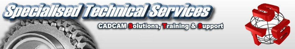 Specialised Technical Services - CAD/CAM Solutions, Training and Support